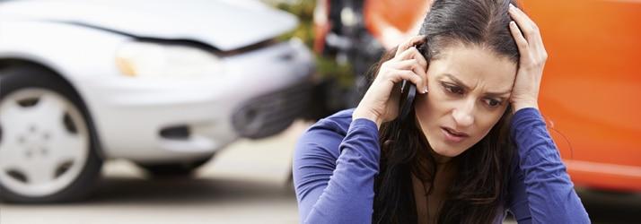 Auto accident in Silverdale WA